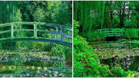 5 luoghi di quadri famosi che esistono e si possono visitare