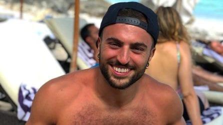 Le foto di Federico Accorsi, nuovo fidanzato di Ludovica Valli