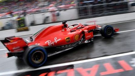 La Formula 1 sbarca a Monza, per Ferrari continua la rincorsa alla Mercedes