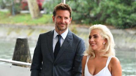 Lady Gaga e Bradley Cooper alla Mostra del cinema di Venezia