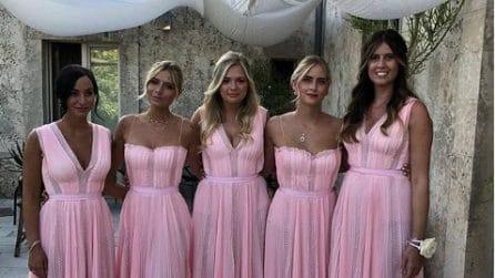 I look degli invitati al matrimonio di Chiara Ferragni e Fedez