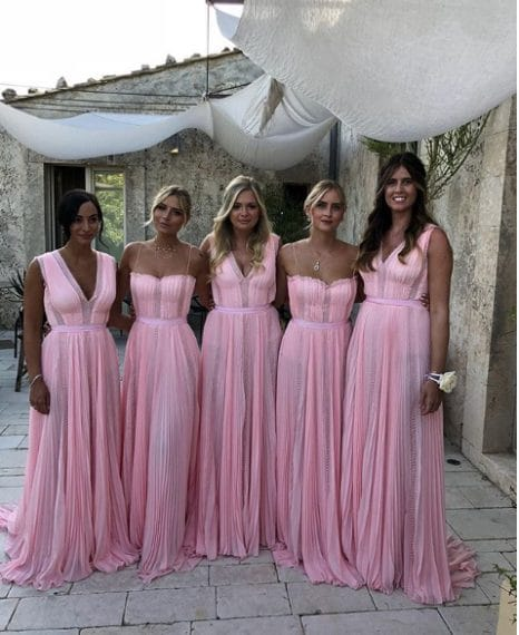 I look degli invitati al matrimonio di Chiara Ferragni e Fedez 9f131287fb8