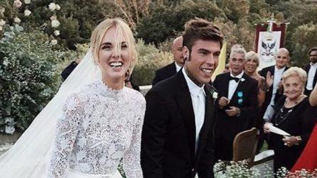 Chiara Ferragni sposa: make up e acconciature