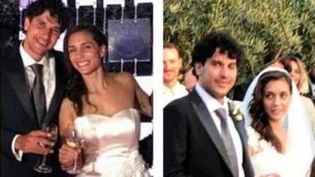 Le foto del matrimonio di Cristiana Dell'Anna con Emanuele Scamardella
