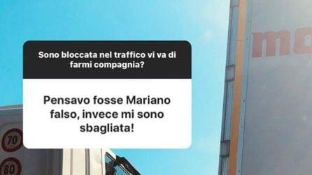 """Valentina Pivati risponde alle domande di Instagram: """"Non sento più Mariano"""""""