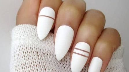 White manicure: smalti e nail art da provare