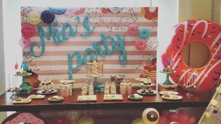 La spettacolare festa di compleanno di Mia, la figlia di Alessia Marcuzzi