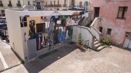 La street art dell'Altrove Festival 2018