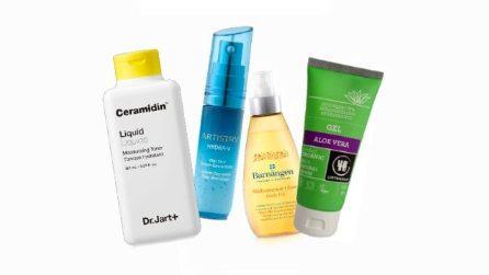 10 prodotti per idratare la tua pelle dopo le vacanze