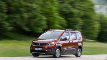 Peugeot punta a stupire con il nuovo Rifter