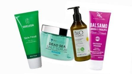 10 prodotti bio low cost per la tua bellezza