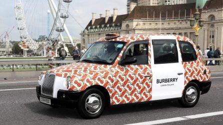 Il nuovo logo di Burberry realizzato da Riccardo Tisci