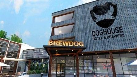 Il primo hotel al mondo a tema birra