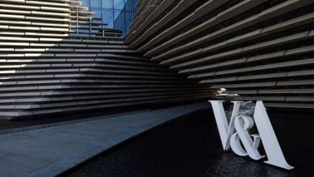 Nel nuovo V & A Dundee, il primo museo di design costruito nel Regno Unito fuori Londra