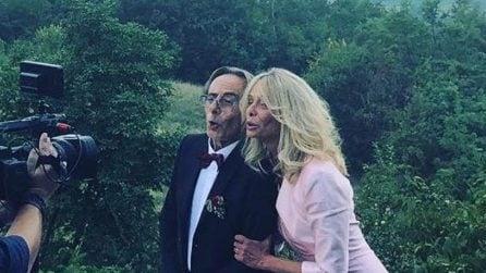 Le foto del matrimonio di Nino Formicola e Alessandra Raya