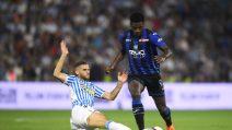 Serie A, le immagini più belle di Spal-Atalanta