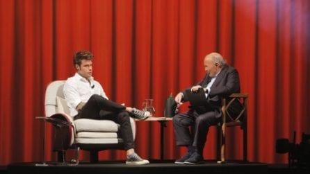 """Fedez a """"L'intervista"""" di Maurizio Costanzo il 17 settembre 2018"""