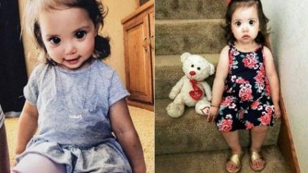 Pubblica una foto di sua figlia e lo scatto diventa virale: il motivo è commovente