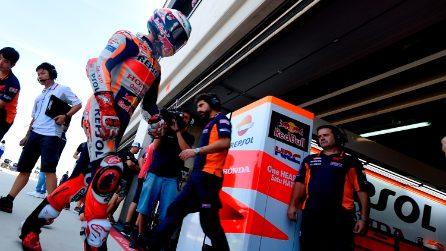 MotoGP ad Aragon, caccia aperta al leader Marquez
