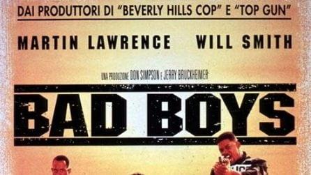 Le locandine dei film più belli di Will Smith