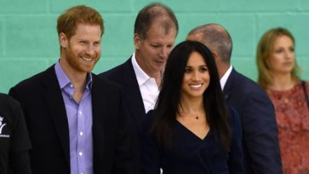 Meghan Markle si dà all'attività sportiva