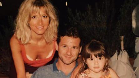 Le foto della famiglia di Nicoletta Larini, compagna di Stefano Bettarini