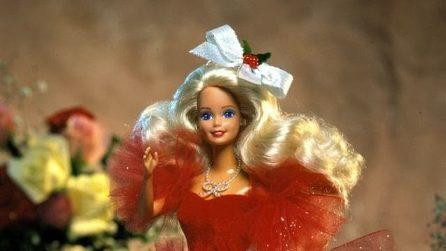 Barbie Magia delle Feste dal 1988 a oggi