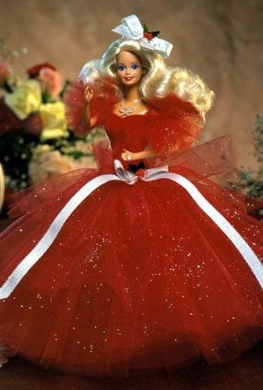 barbie magie delle feste 2018
