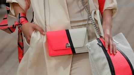 Rosso e nude, gli smalti della Parigi Fashion Week