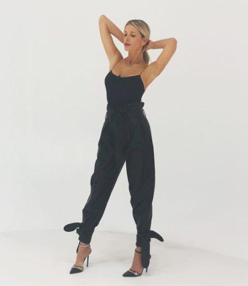 I pantaloni sono stati criticati sul web