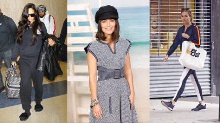 Star style: gli abiti e gli accessori indossati dalle Vip