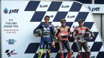 MotoGP, le foto delle qualifiche del Gp di Thailandia