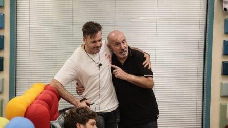 Le foto di Enrico Silvestrin al 'Grande Fratello Vip 2018'