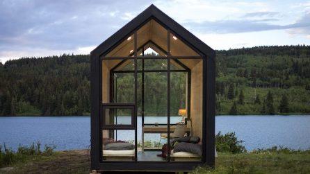 La mini casa per vivere ovunque nel mondo con meno di 25.000 euro
