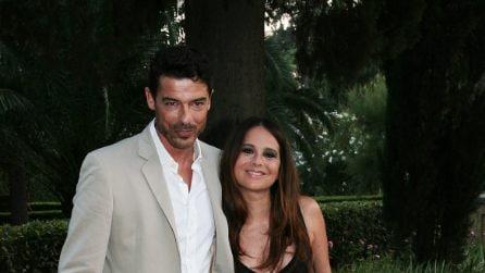 Le foto di Sabrina Knaflitz, moglie di Alessandro Gassmann