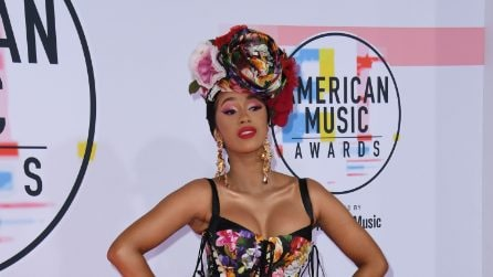 Chi ha vestito chi agli American Music Awards 2018