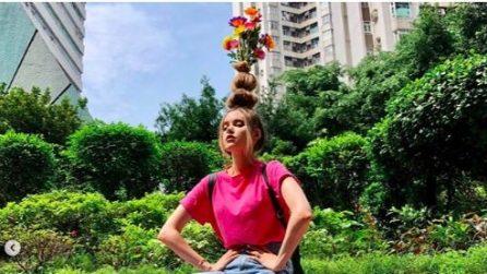 Mettete fiori nei vostri...capelli