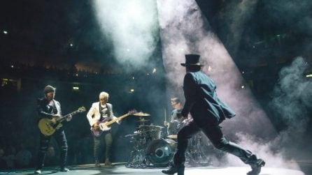 Le foto degli U2