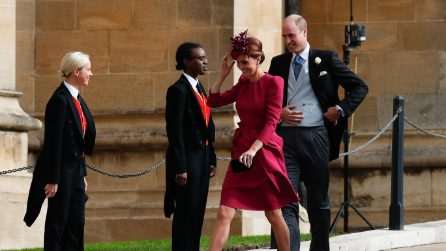 Kate Middleton e Meghan Markle: i look per il Royal Wedding di Eugenie