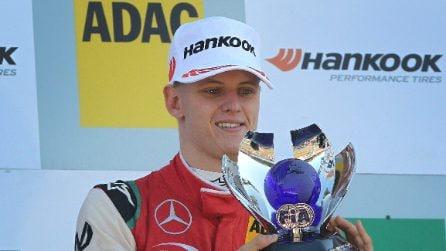Mick Schumacher nel nome del padre, il giovane tedesco è campione dell'Euro Formula 3