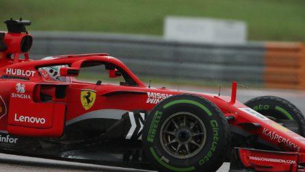 Vettel chiamato all'impresa ad Austin per rimandare la festa mondiale di Hamilton