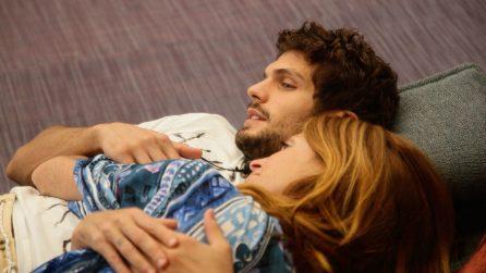 Grande Fratello Vip, l'intimità tra Jane Alexander ed Elia Fongaro