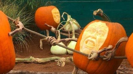 10 zucche di Halloween per celebrare in modo creativo la notte più spettrale dell'anno