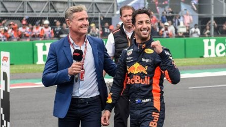 Prima fila tutta Red Bull in Messico, Ricciardo beffa Verstappen al fotofinish