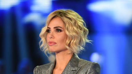 Il make up di Ilary Blasi nella settima puntata del GF Vip 2018