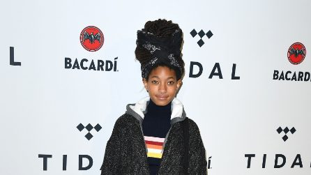 I 18 anni di Willow Smith in 18 look trendy