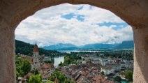 Thun, l'incantevole città svizzera sul lago