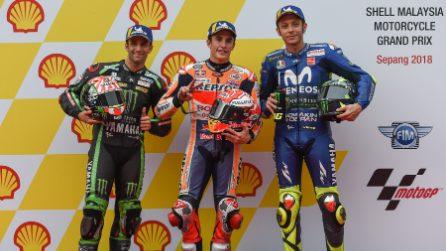 MotoGP Sepang, Gp di Malesia 2018