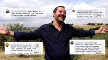 Matteo Salvini lasciato da Elisa Isoardi, le reazioni dei fan