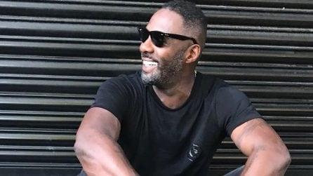 Le foto di Idris Elba, l'uomo più sexy del mondo.